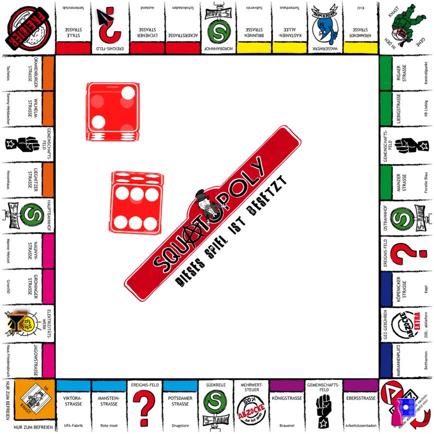 Coming soon: Squatopoly online!